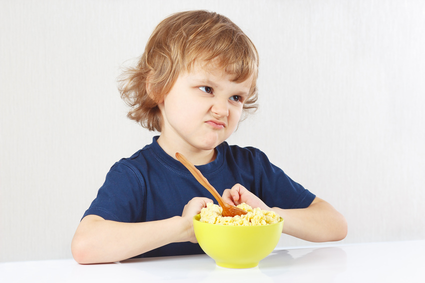 dealing with fussy eating toddlers